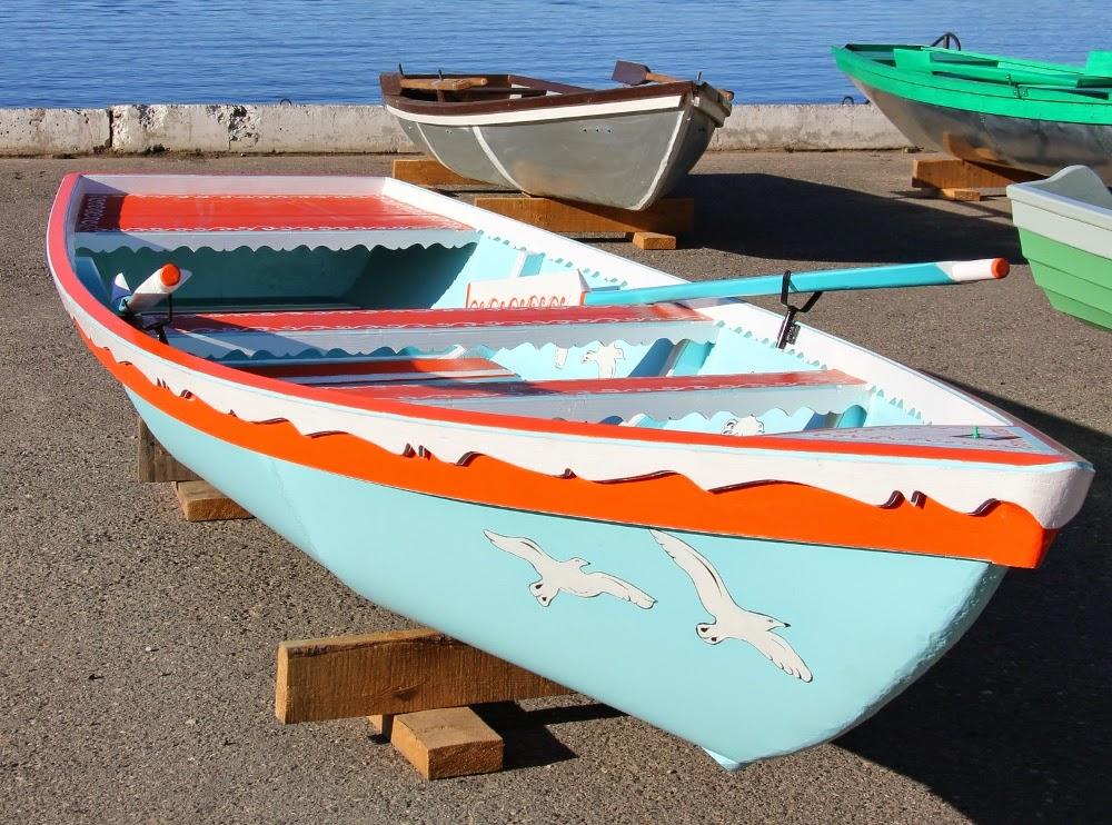 день лодок в устье