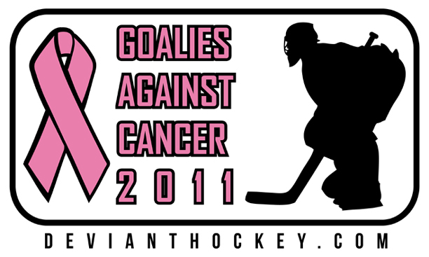 Goalies Against Cancer