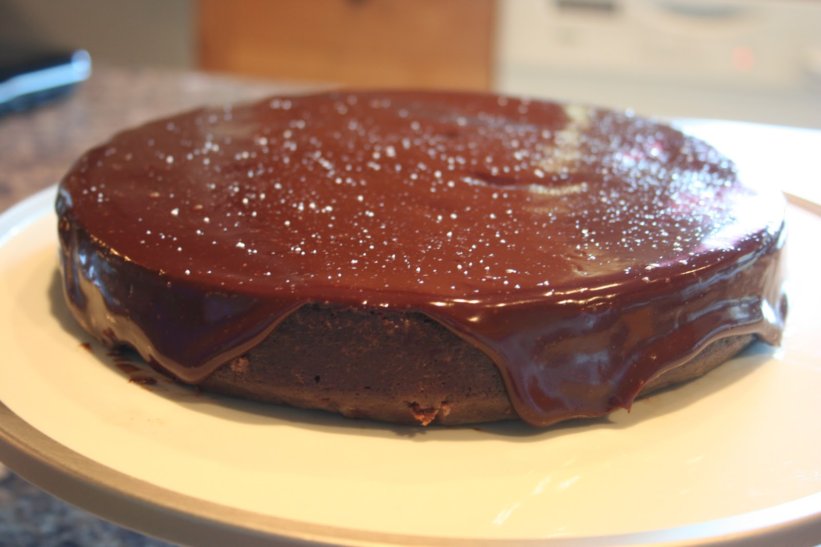 Flourless Chocolate Torte Recipe — Dishmaps