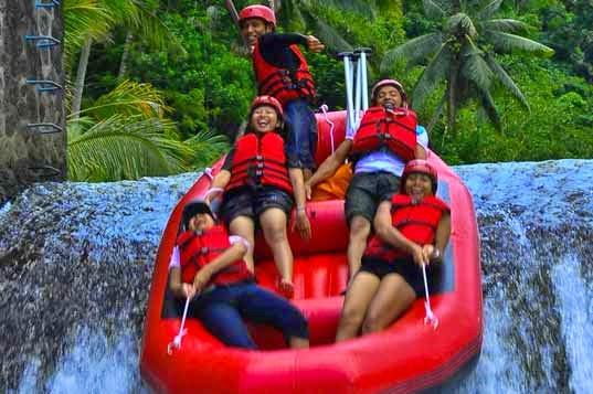 Wisata Rafting, Relaksasi dan Refleksi Tubuh serta Pikiran