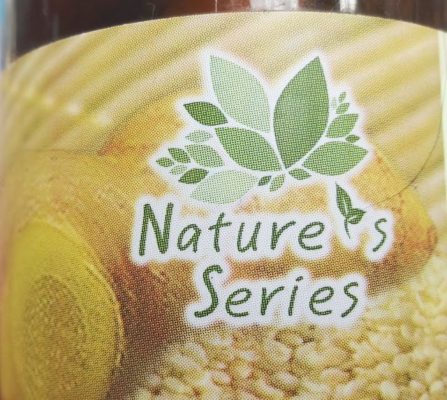 Nature's Series Ginger Oil & Sesame Butter Conditioner