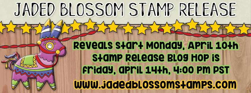 Jaded Blossom Stamp Release