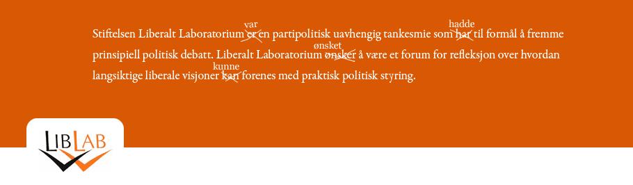 Liberalt laboratorium (LibLab)