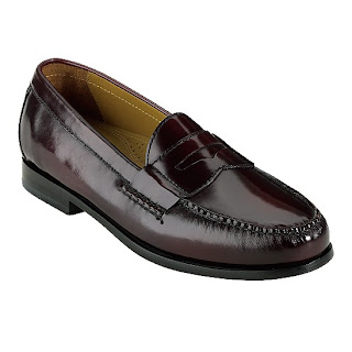 Burgundy Dress Shoes Style