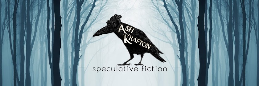 Ash Krafton, USA Today Best-Selling Author of Speculative Fiction