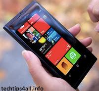 Change Font Size in Nokia Lumia 800, 710