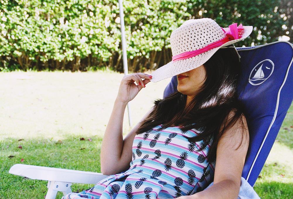 Chic In The Garden Ootd