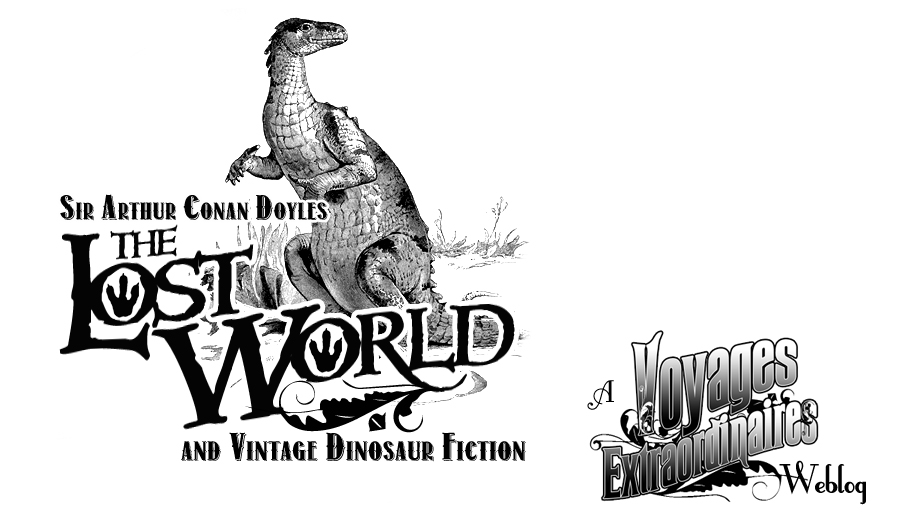 Sir Arthur Conan Doyle's The Lost World