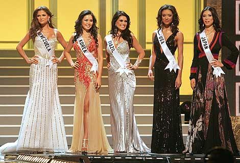 Miss Universe 2007 Finalists