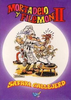 Va de Retro 7x02: Mortadelo y Filemón 2: Safari Callejero
