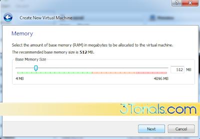 Install Virtual Machine