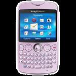 Sony Ericsson txt, Manual del usuario, instrucciones en PDF español