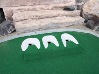 Jolly Roger Adventure Golf in Skegness, Lincolnshire
