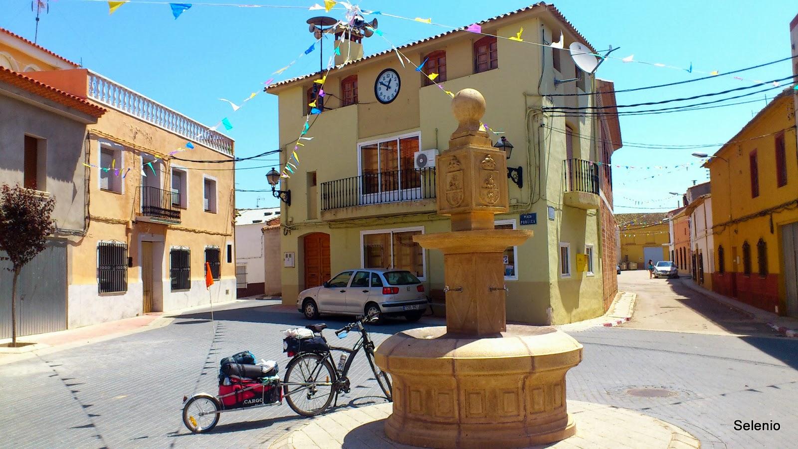 Cicloturismo dia 3 07 07 2013 alcal del j car casas ib ez - Hotel aro s casas ibanez ...