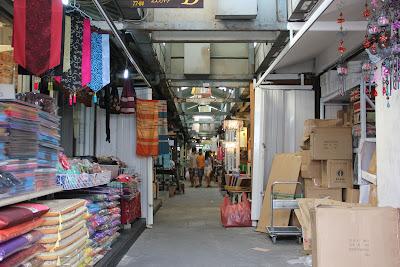 Mercado Chatuchak Halls