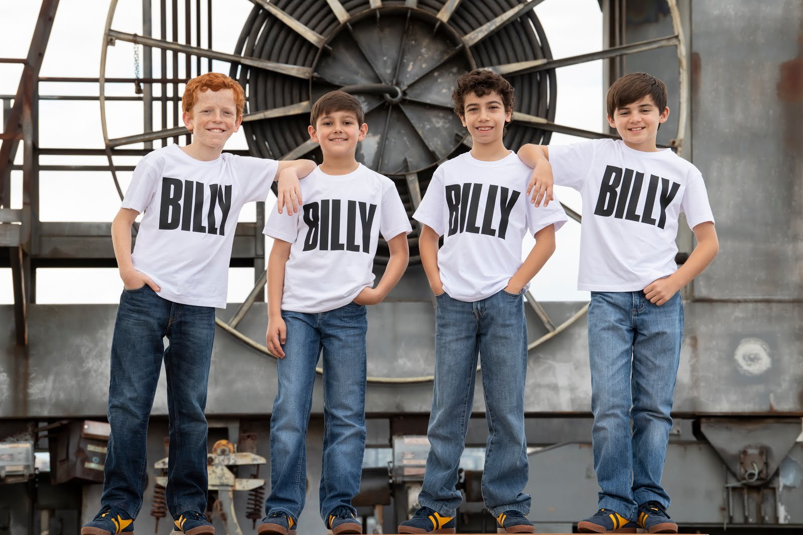 BILLY ELLIOT - 10th anniversary tour