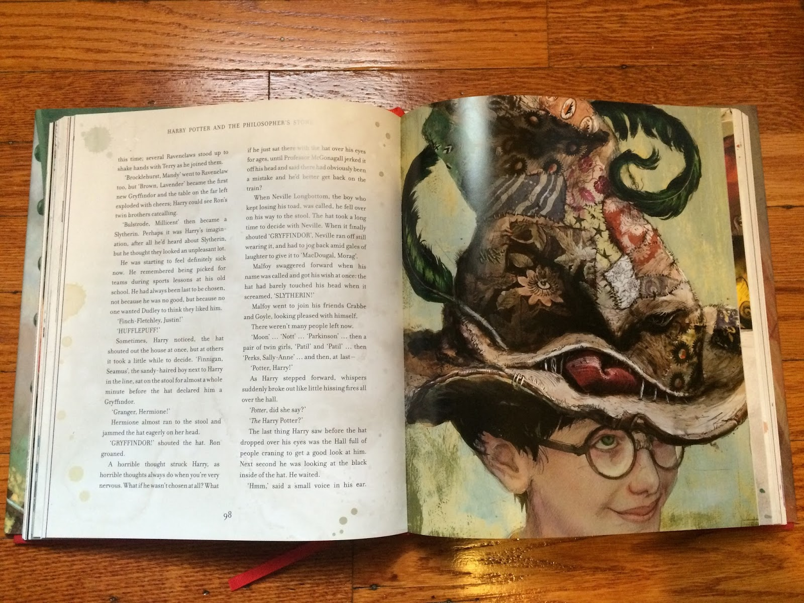 A splendid messy life go buy now harry potter and the i just cant even imagine the time it took the illustrator jim kay to complete this work if jim kay sounds familiar he also did a monster calls by solutioingenieria Choice Image
