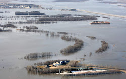 Flooded Manitoba