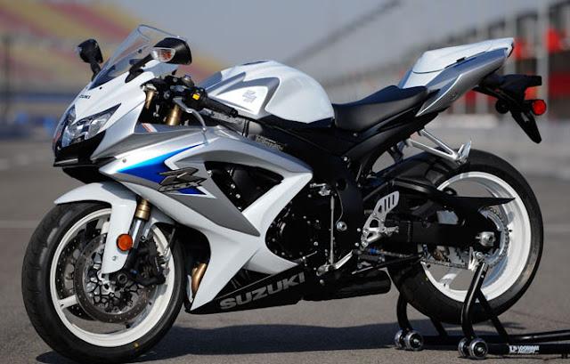 suzuki gsxr 600 2012