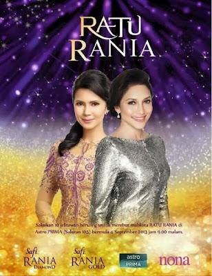Tonton Ratu Rania 2013 Astro Maya HD Full Episod
