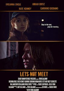 Let's Not Meet Poster