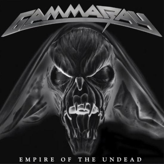 Gamma Ray - Empire Of The Undead en Heavy Today