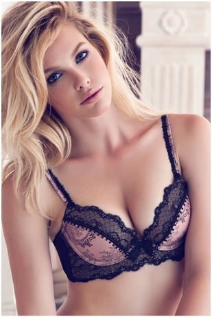 What benefit do you get by wearing push up bra?