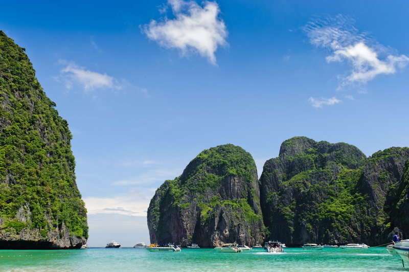 ThailandHoneymoon; Ko Phi Phi - Krabi