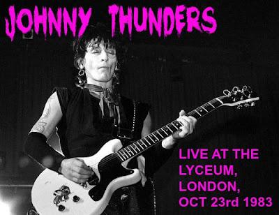 Johnny Thunders So All Alone