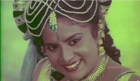 Actress Roopa Sri
