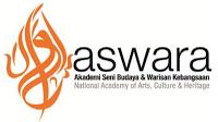 Jawatan Kerja Kosong Akademi Seni Budaya dan Warisan Kebangsaan (ASWARA)