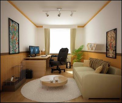 desain ruang tamu minimalis modern tahun 2013