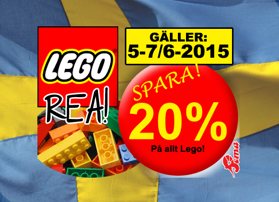 Handla Lego på Pema
