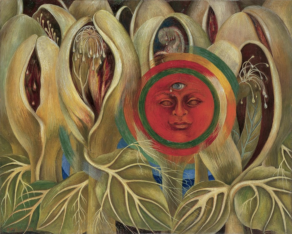 the life and works of frida kahlo Kahlo made it legitimate for women to outwardly display their pains and frustrations and to thus make steps towards making sense of and understanding them it became crucial for women artists to have a female role model and this is the gift of frida kahlo.