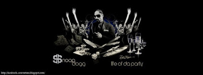 Couverture facebook Snoop dogg