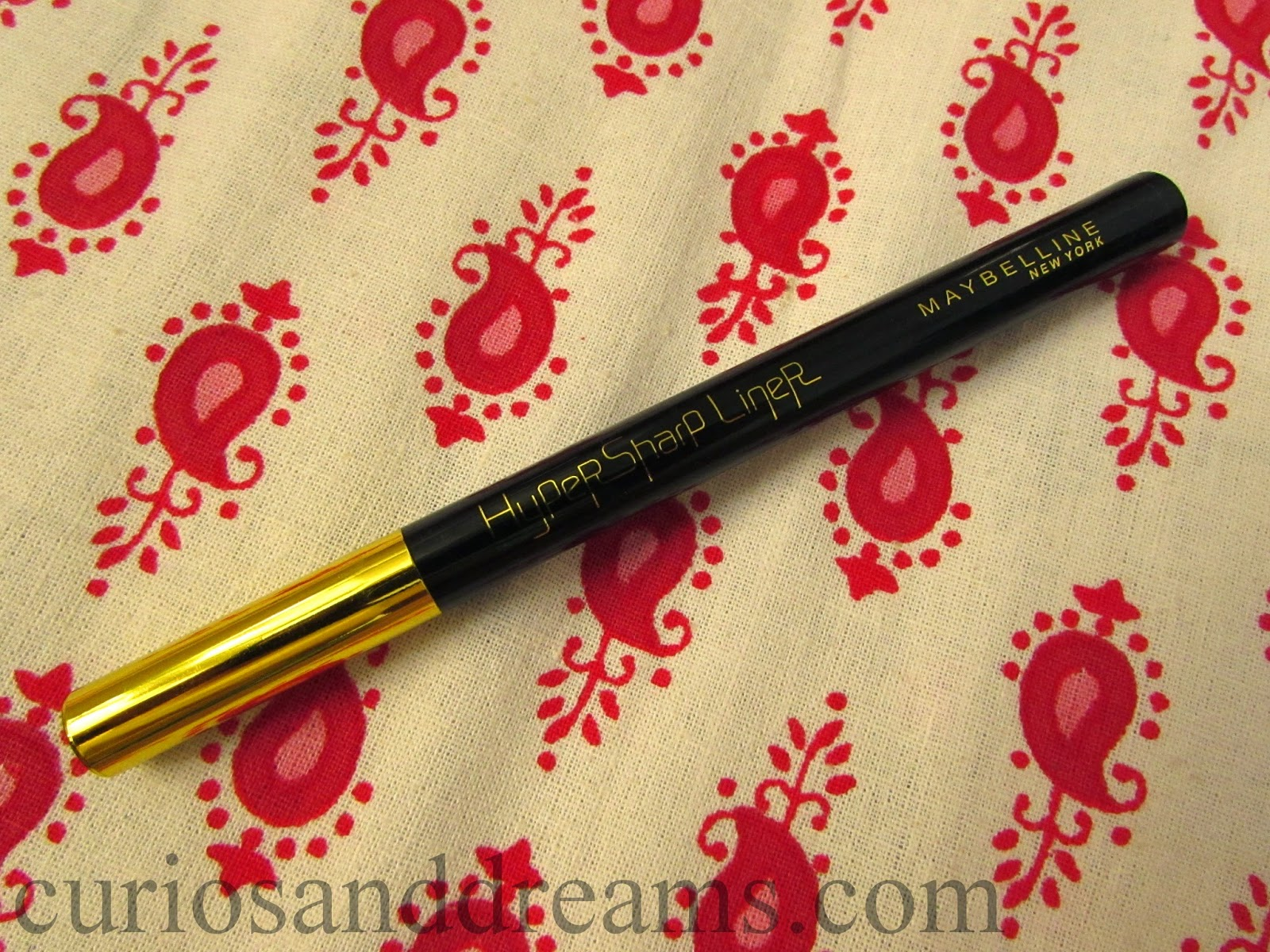 Maybelline HyperSharp Liner Review