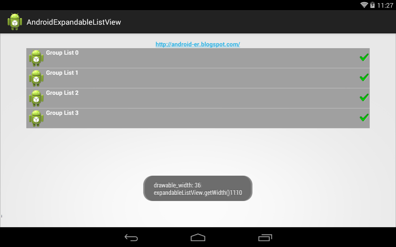 Android er place groupindicator of expandablelistview on right side - Er finestra android ...