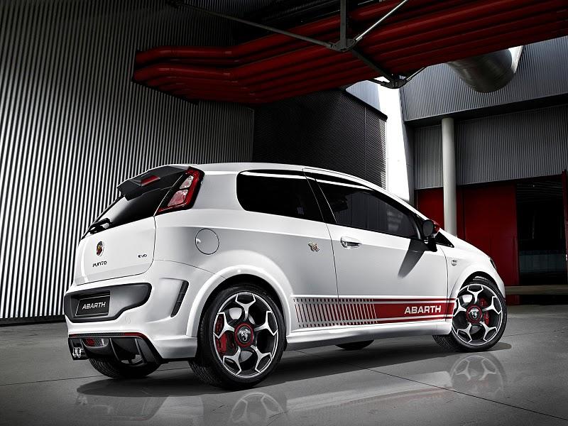 2011 Fiat Punto Evo Abarth Car World