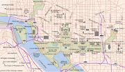 Washington DC Map (washington dc arlington va map)