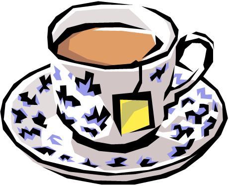 A cup of tea - A tea