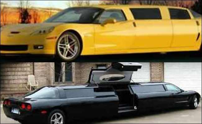 Corvette Limousine