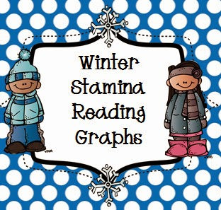 http://www.teacherspayteachers.com/Product/Building-Stamina-Reading-Graphs-Winter-Theme-1042080