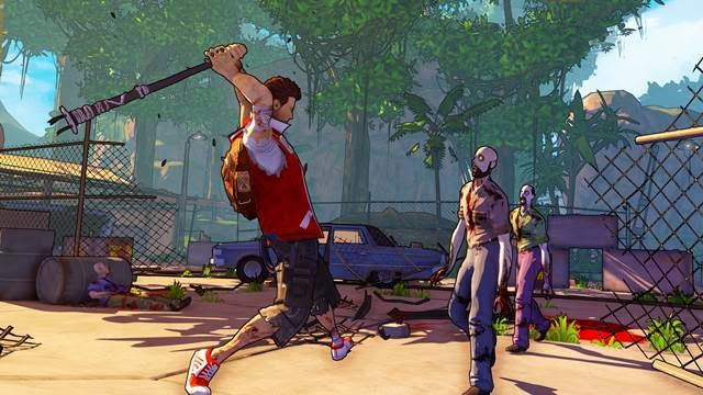 Escape Dead Island PC Full Español