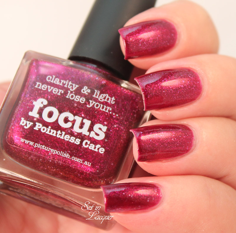 piCture pOlish Focus