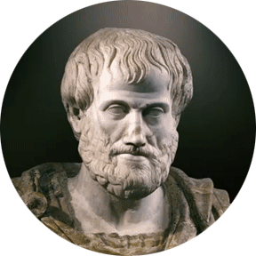 the beliefs of aristotle Aristotle's personal philosophy and ethics center on the virtue of reason and the golden mean aristotle believed that the highest virtue that a man could have.