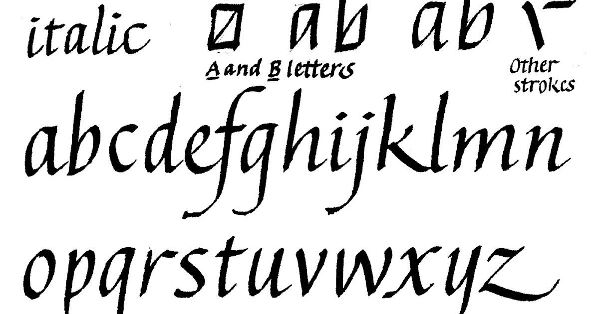 Margaret shepherd calligraphy every day