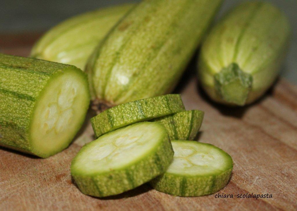 Scola la pasta le zucchine for Cucinare zucchine tonde