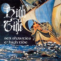 Rock Obscure Web R 225 Dio High Tides Sea Shanties 1969