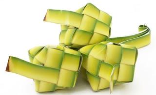 ketupat beras, duit raya, Pengalaman paling manis di bulan puasa, inai,