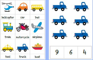 Totschool and Preschool} Transportation Theme - Lextin Eclectic